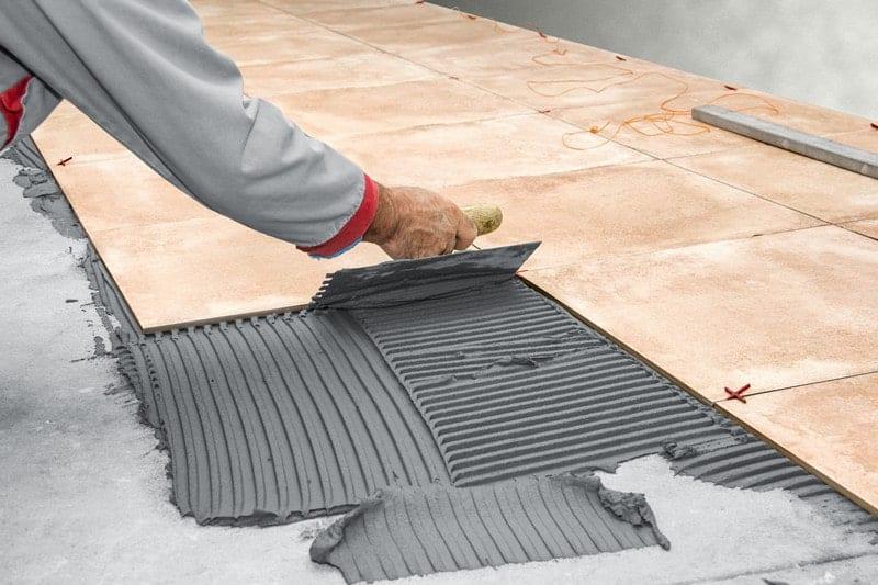 Is Porcelain Tile Good for A Garage Floor