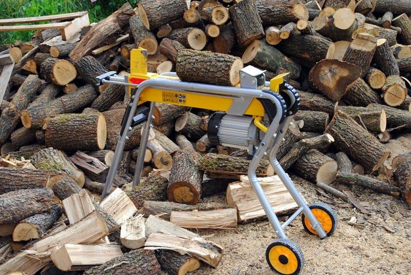 Best Electric Log Splitters