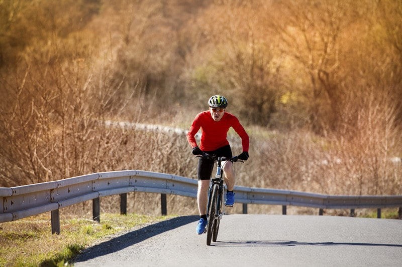 Can You Ride a Mountain Bike on the Road