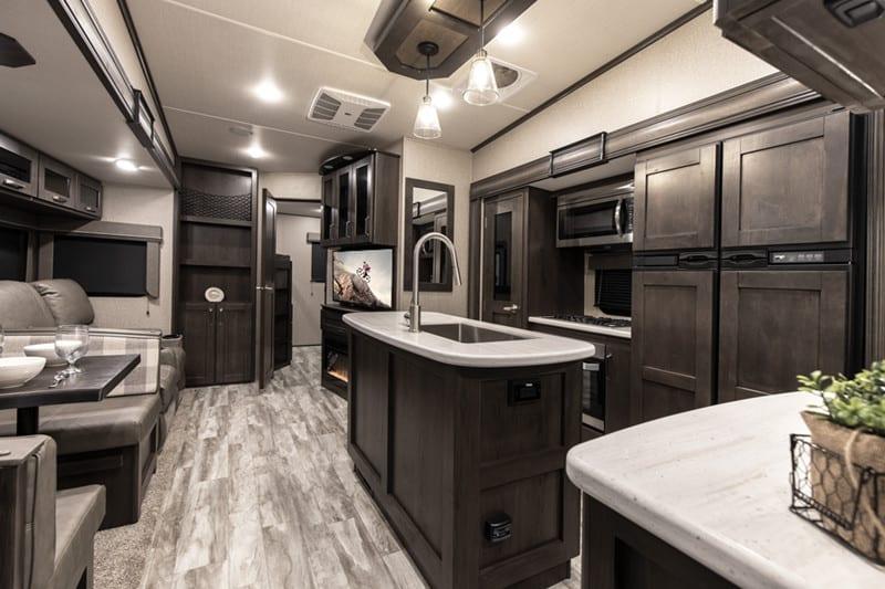 2020 Grand Design RV Reflection 311BHS interior