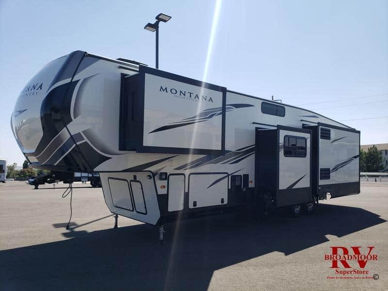 2020 Montana High Country 384BR