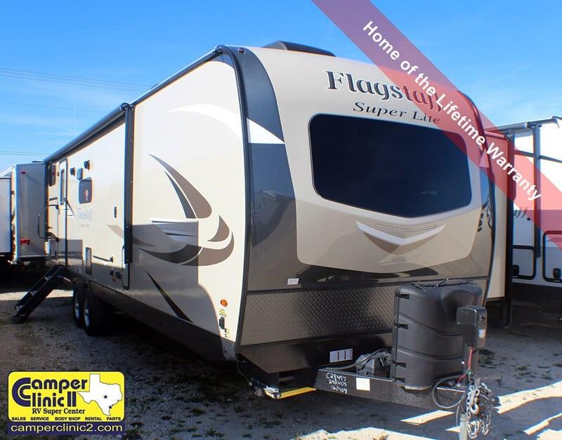 2019 Forest River Flagstaff Super Lite 29BHS