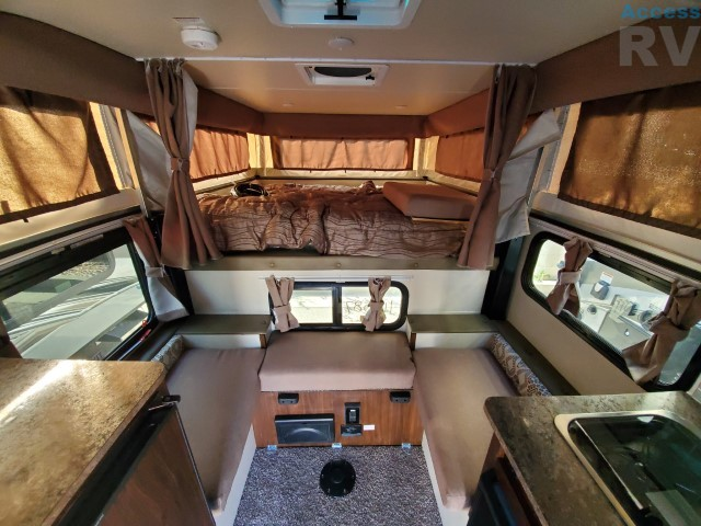 2020 Forest River Real Lite SS1600 interior
