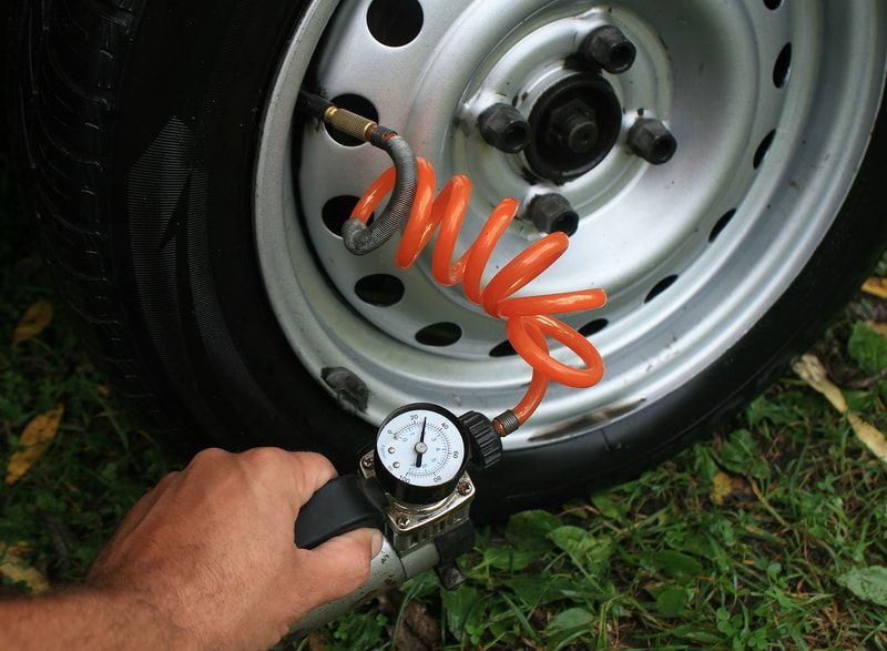 Average Tire Pressure When Towing a Travel Trailer